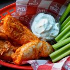 clean buffalo chicken tenders