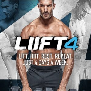 LIIFT4 Weight Training HIIT Workout Program - Katy Ursta